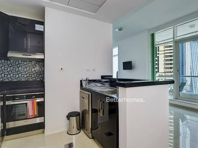2 Botanica 1Br Fully Furnished with Sea View