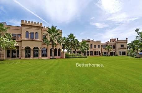 ارض سكنية  للبيع في نخلة جميرا، دبي - Plot Palm Jumeirah | Frond J |Canal Cove