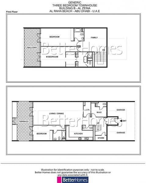 15 Full Sea View 3BR Townhouse plus Study Room