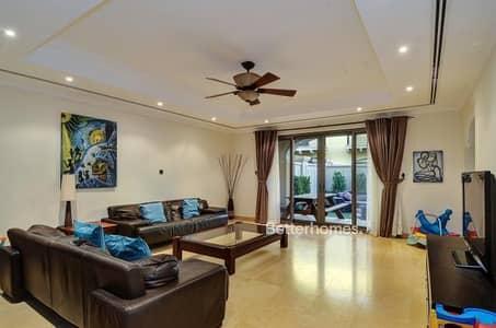 تاون هاوس 4 غرفة نوم للبيع في جزيرة السعديات، أبوظبي - 4 Bed Semi Detached in Saadiyat Beach Villas