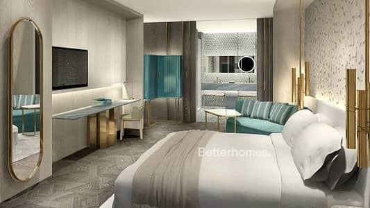 Studio for Sale in Jumeirah Village Circle (JVC), Dubai - Best Price for Hotel Managed Studio in Viceroy JVC