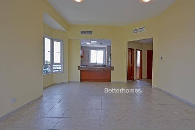2 Bedroom | Pool View | Storage |Parking