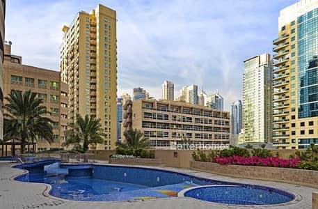 فلیٹ 1 غرفة نوم للبيع في دبي مارينا، دبي - 1 bed in Dubai Marina for only 725K rented for 62K till Jan 2020