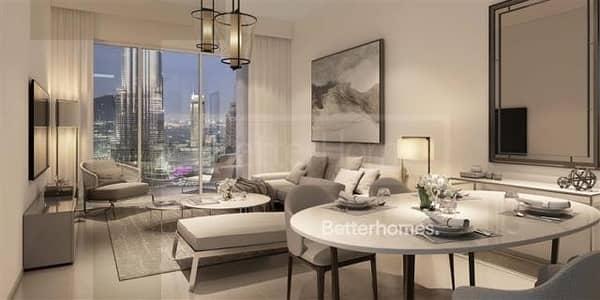 1 Bedroom Flat for Sale in Downtown Dubai, Dubai - One Bedroom investor deal