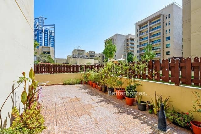 2 Park View 2 Bed with Study in Al Arta at Greens