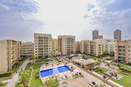 شقة 2 غرفة نوم للبيع في الروضة، دبي - Pool facing    2 Bed + Study   Ghozlan 2