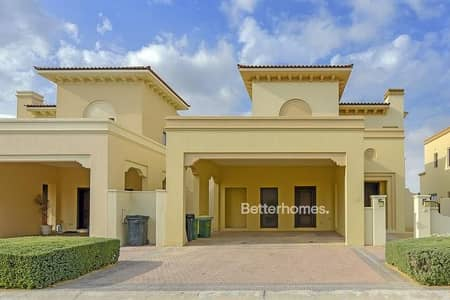 3 Bedroom Villa for Sale in Arabian Ranches 2, Dubai - Landscaped | Type 2 | Vacant | Single Row