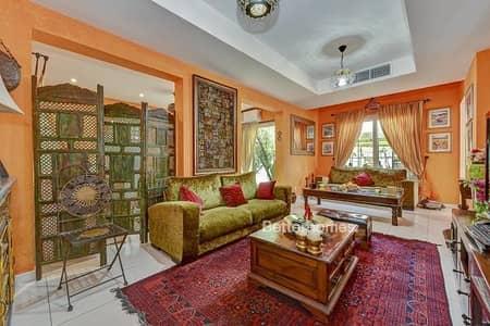 2 Bedroom Villa for Sale in Emirates Living, Dubai - Spacious 2 Bedroom Villa in Springs 7