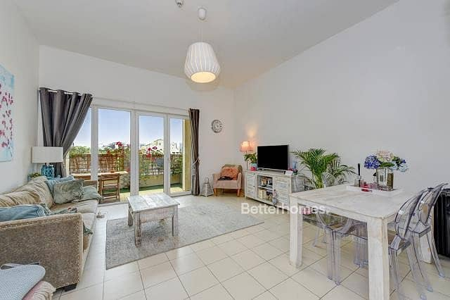 Ground floor with Private Garden | 1 bed  Sandoval Gardens JVC