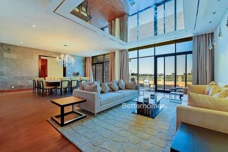 فیلا 6 غرفة نوم للبيع في داماك هيلز (أكويا من داماك)، دبي - Fully Furnished | Lake/Golf Course view