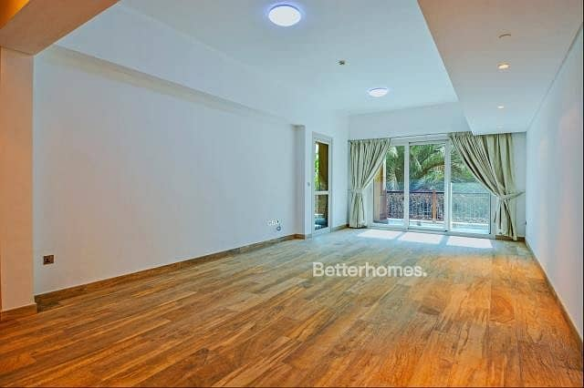 2 Fully Upgraded | Large Terrace | Low Floor