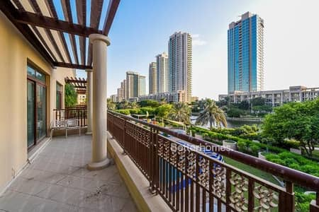 2 Bedroom Apartment for Sale in The Views, Dubai - Lake View | Vacant  | Bright  | Balcony