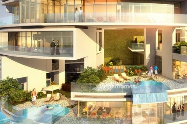 2 Best Price in Viceroy JVC Private Terrace and Pool
