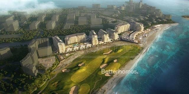 2 1 Bedroom apartment Partial Golf/Sea view in Mayan.