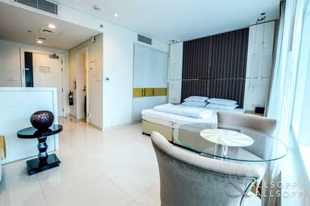 استوديو  للبيع في الخليج التجاري، دبي - Furnished | Hotel Apartment | Canal Views