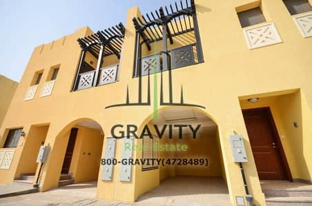 3 Bedroom Villa for Rent in Hydra Village, Abu Dhabi - Move in Ready! Cozy 3BR Villa in Hydra Village