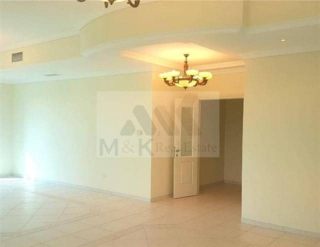 Stunning Panoramic View Three Bedroom with Maids Room. . .