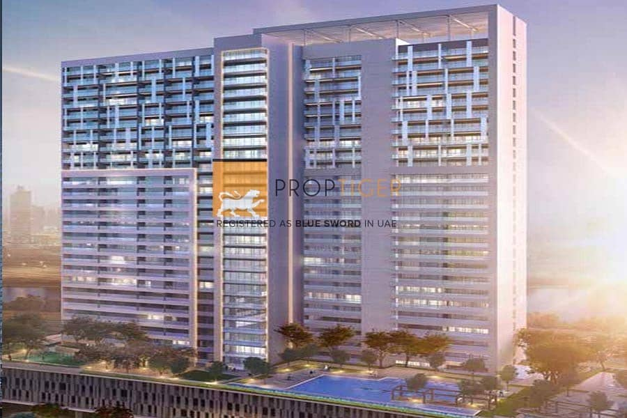 2 Luxury 1 Bed residences with breathtaking views of the Dubai Canal - Off Plan