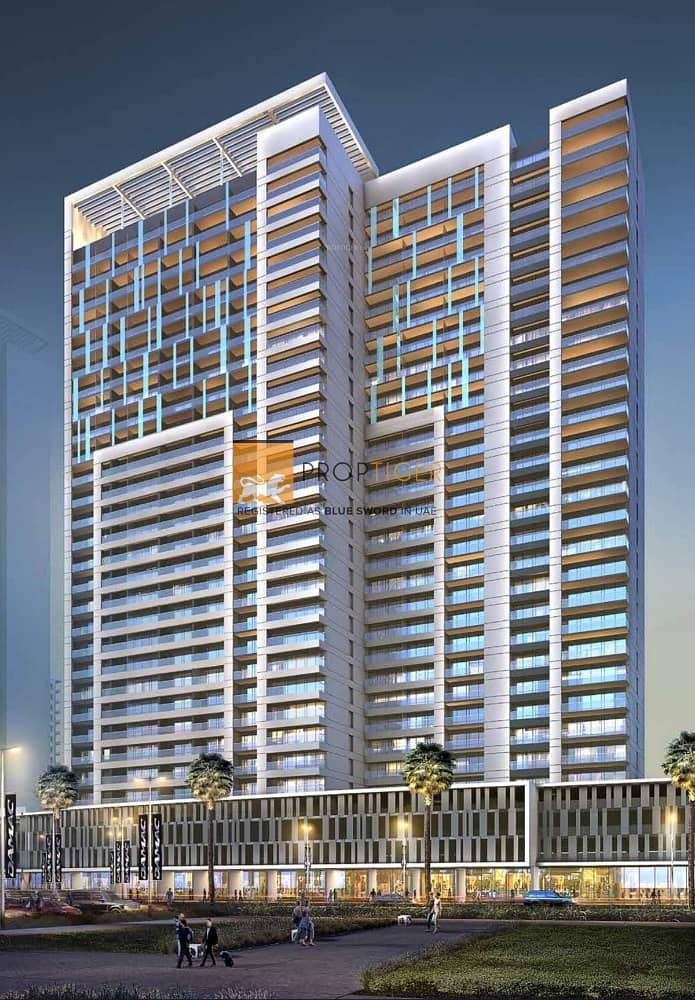 10 Luxury 1 Bed residences with breathtaking views of the Dubai Canal - Off Plan