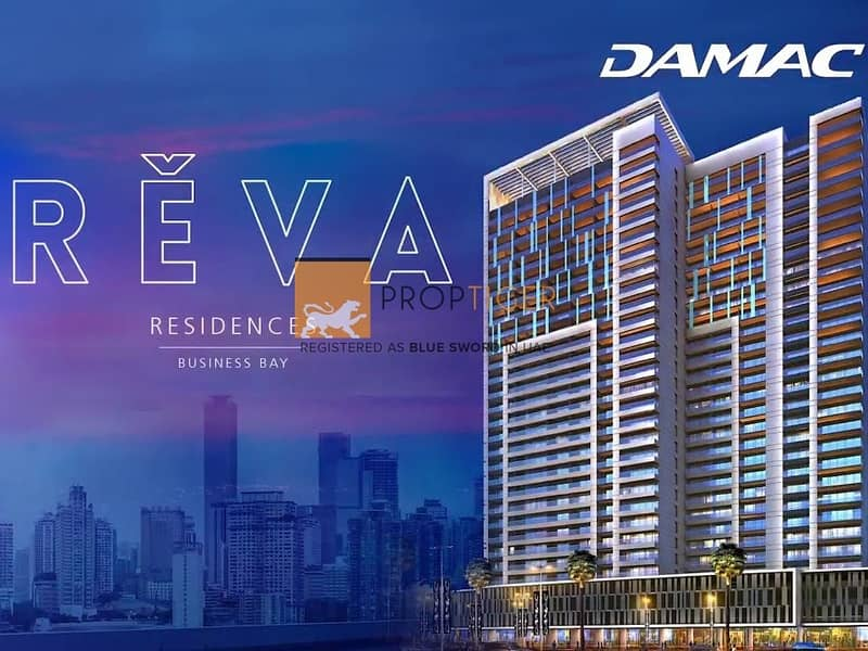2 Luxury 2 bed residences with breathtaking views of the Dubai Canal.