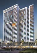 8 Luxury 2 bed residences with breathtaking views of the Dubai Canal.