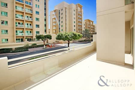 1 Bedroom Apartment for Sale in The Greens, Dubai - 1 Bedroom | Ground Floor | Large Terrace