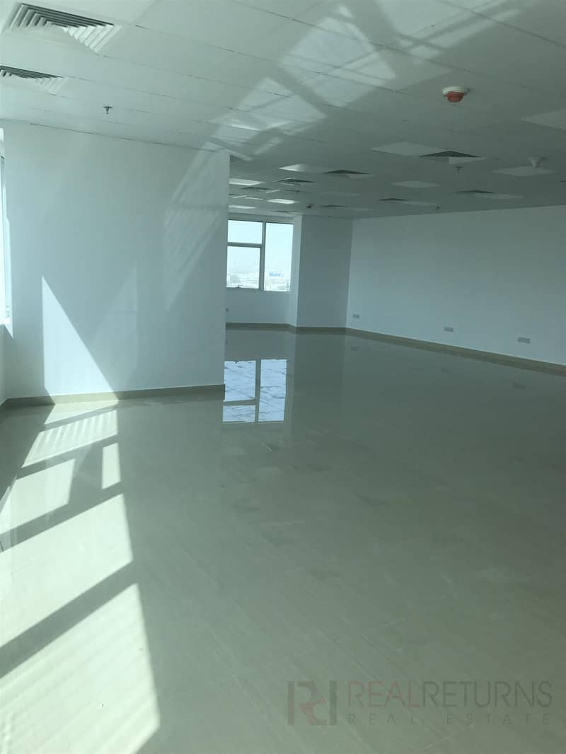 Brand New Fully Fitted Office on Low Floor [KH]