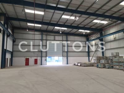 Warehouse available FOR SALE in JAFZA South