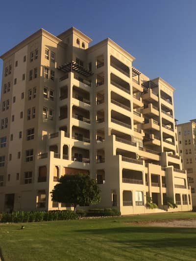 1 Bedroom Apartment for Sale in Al Hamra Village, Ras Al Khaimah - FOR SALE FURNISHED SEA VIEW FLAT  distressed sale