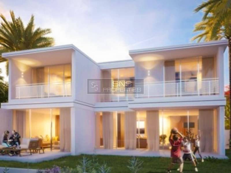 2 Spacious 3BR+M villa available in Sidra3