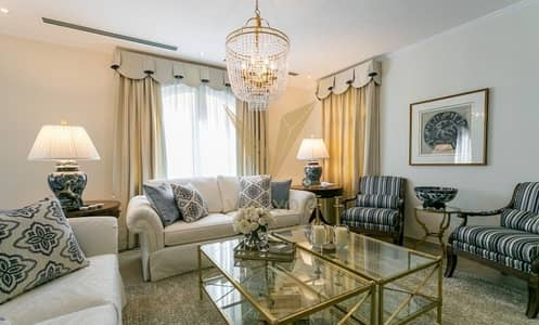 5 Bedroom Villa for Sale in Jumeirah Park, Dubai - Fully Upgraded 5 Bed Legacy Large in Jumeirah Park