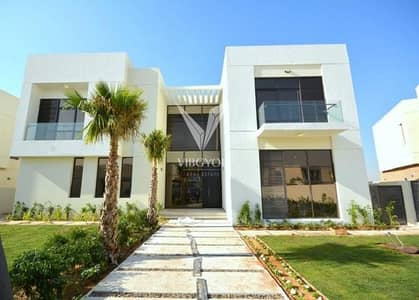 6 Bedroom Villa for Sale in DAMAC Hills (Akoya by DAMAC), Dubai - PANORAMIC GOLF COURSE VIEW 6 BED VILLA