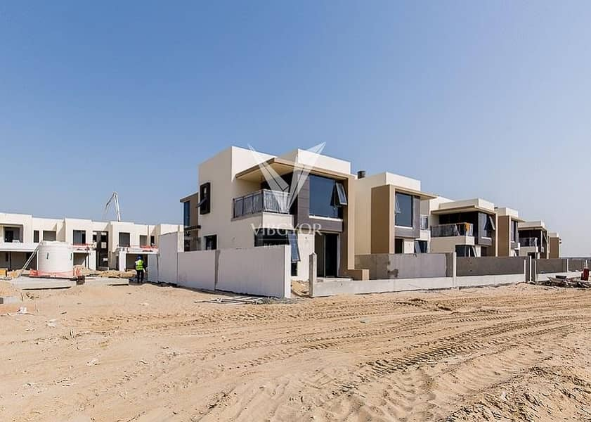 10 Middle Unit 3 Bed+Maid Maple at Dubai Hills Estate  2
