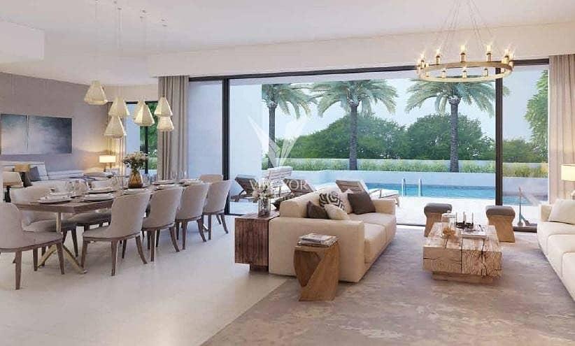 2 Selling  at Original Price! 5 Bed+Maid Villa in Sidra 1 - Dubai Hills Estate
