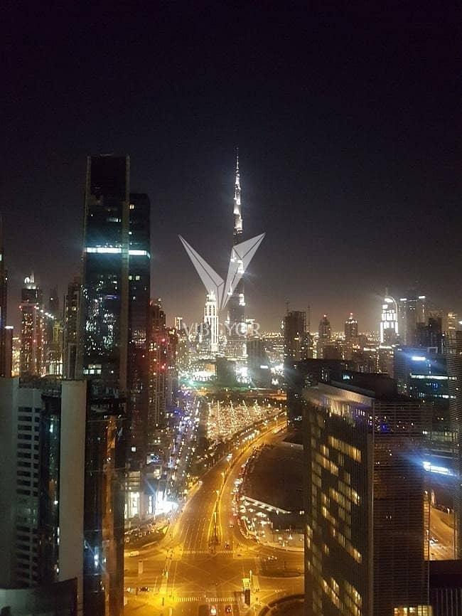 10 Fitted Off Burj Khalifa