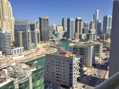 2 Bedroom Flat for Sale in Dubai Marina, Dubai - Marina View 2 Bed Huge Apt in  KG Tower - Dubai Marina