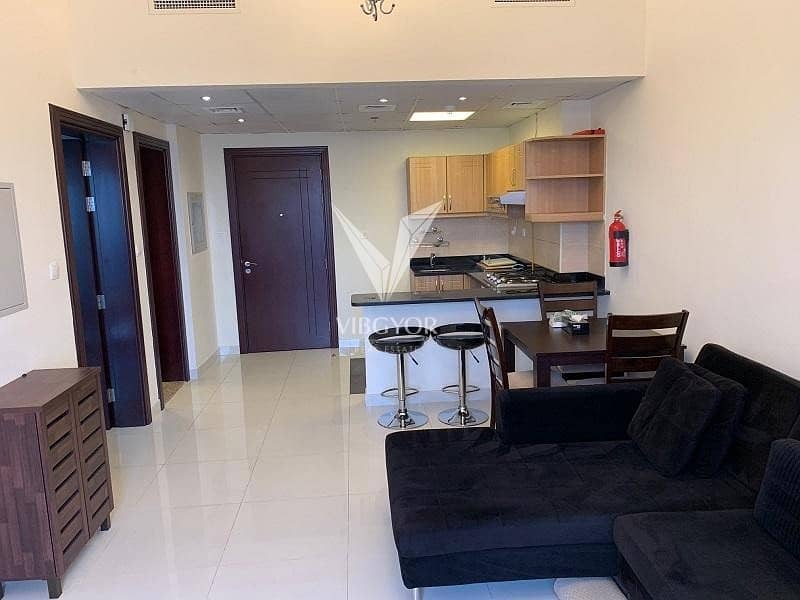 2 Vacant 1 Bed Apt with Golf Course View in Elite 7 - Sports City