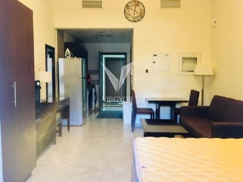 Studio Furnished Apt in  Imperial Residence A - JVT