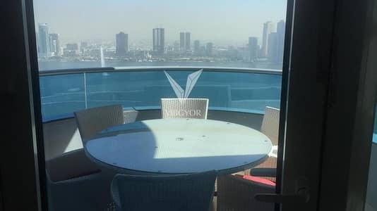 Panoramic View 4 Bed Apt - Higher Floor in The Blue Tower - Sharjah