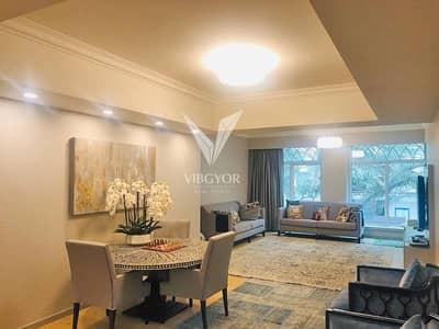 Luxury renovated 3Br+M in Emaar 6 Towers