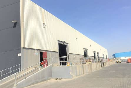 Warehouse for Sale in Jebel Ali, Dubai - Warehouse With Corporate Office for Sale in Jebel Ali Free zone