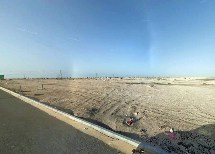 29,000 Sq. Ft. Freehold Plot for Sale in Dubai Industrial Park