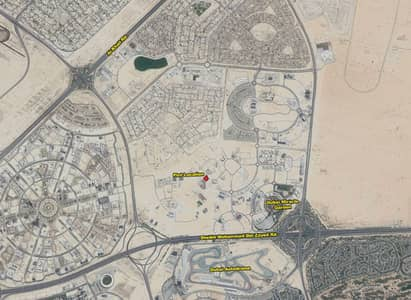 Mixed Use Land for Sale in Arjan, Dubai - Amazing Location Mix Use Plot in Arjan