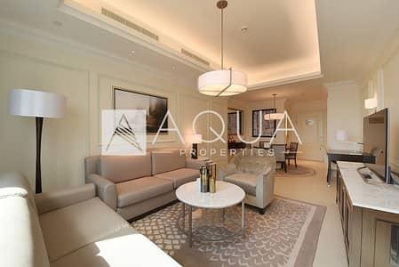 1Bed w Burj Khalifa Views | Address BLVD