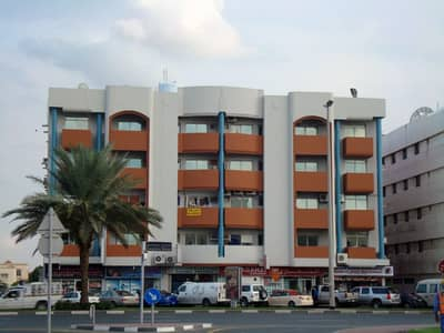 1 B/R Apartment Opposite Grand Hotel For Rent In Al Ghusais