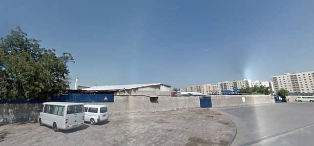 Plot for Rent in Al Quoz, Dubai - Up To 400,000 Sq. Ft. Open Land for Rent in Al Quoz Industrial Area 2