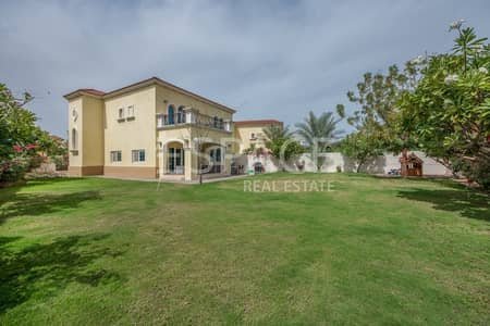 Well Maintained Villa on a Huge Plot