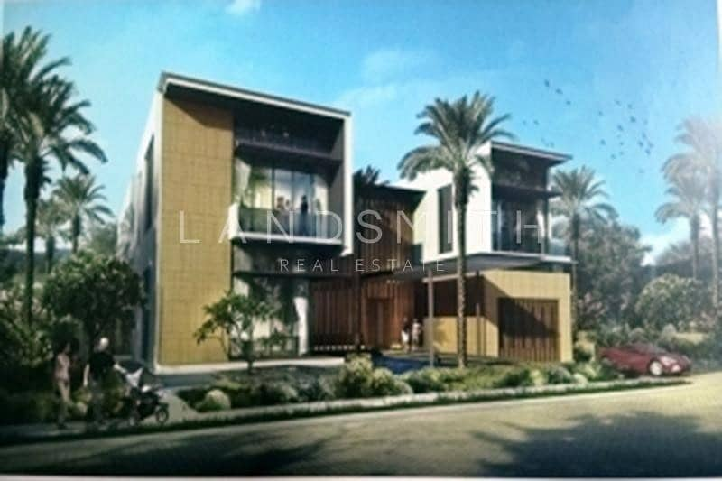 2 Modern Type Vaastu Compliant Villa in Dubai Hills
