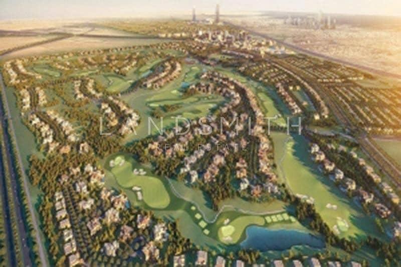 10 Modern Type Vaastu Compliant Villa in Dubai Hills