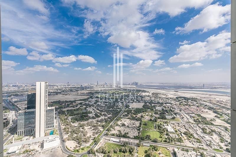 Large 2BR w/ Burj khalifa View
